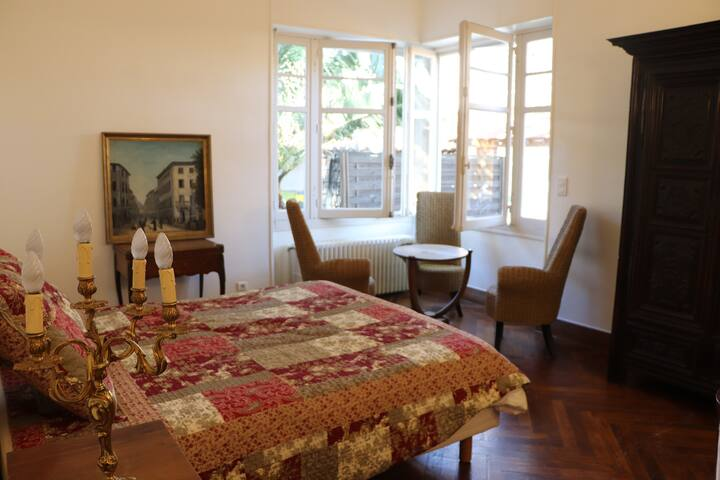 """Chambres double Deluxe """"Scamandre"""""""