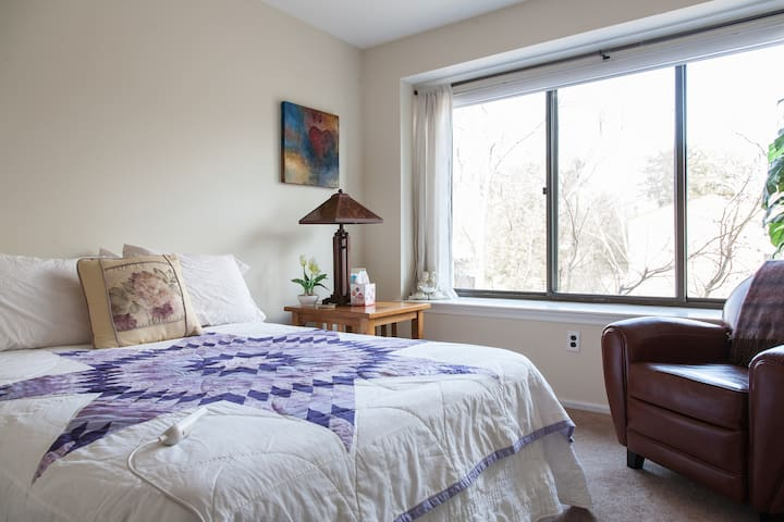 Lovely Doylestown Private Bedroom - Doylestown - Wohnung