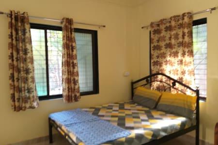 Shubham Harnai Holidays - AC Room
