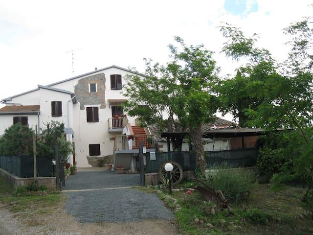 casolare nel verde della maremma - Grosseto - Apartment