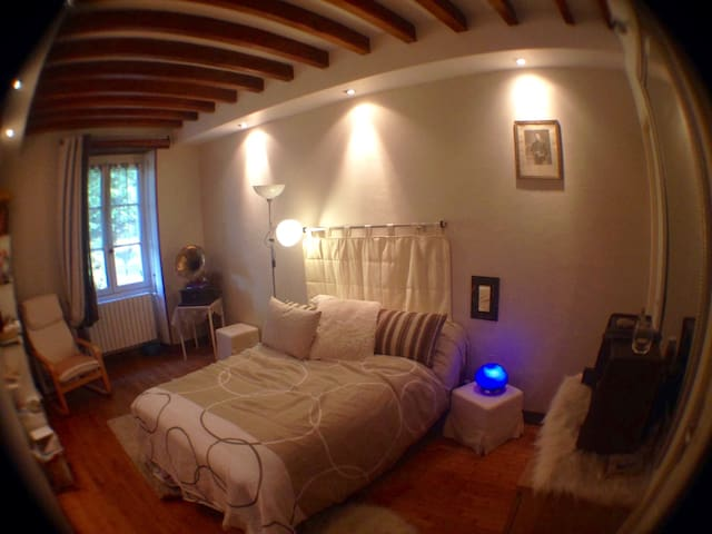 Maison de charme au coeur de la Bourgogne - Cosne-Cours-sur-Loire - Dom