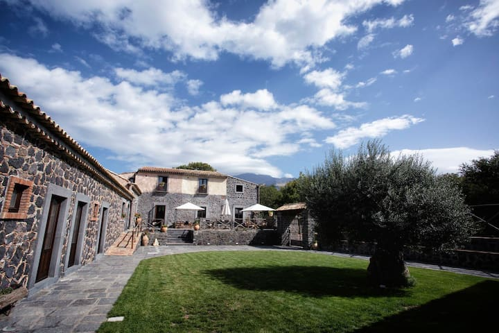 Country Hotel Bosco Ciancio - Biancavilla - Hotel boutique