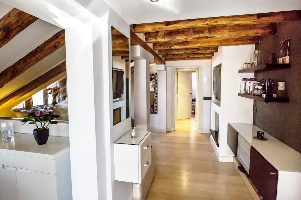 Penthouse in goya district appartements louer madrid - Les luxueux appartements serrano cero madrid ...