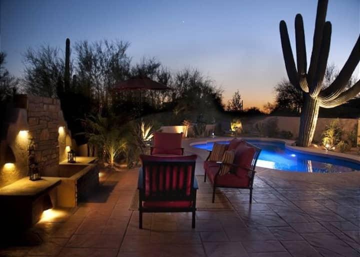 2 Bedroom Villas of Cave Creek Fun in the Desert.