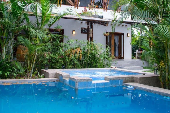 Villa Casa Blanca Ayampe