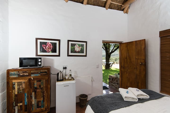 Verberg Herberg Farm Room 1