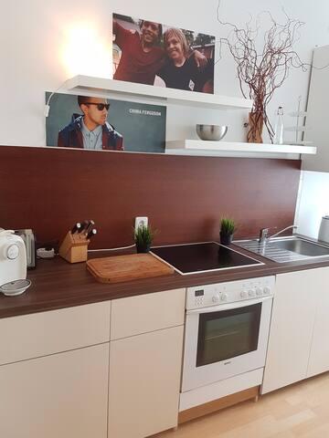 Gemütliches Appartement direkt in der City, 45m² - Colonia - Apartamento