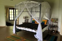 The Octagon Retreat and Tea Garden near Kandy.