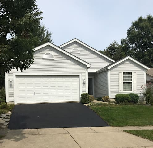 Excellent Located Ranch Home in a Desirable Area