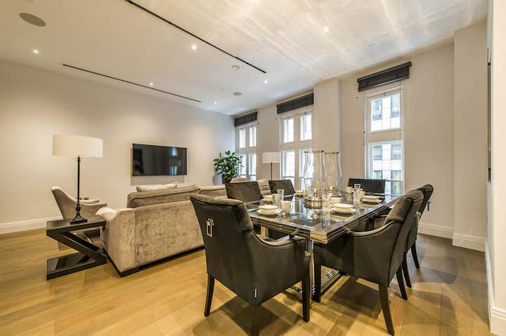 3 Bedroom Luxury Apartment Chancery Lane