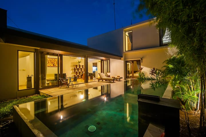 """75% OFF""  3 BR Villa Tirta B with private pool"