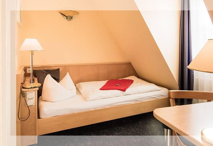 Hotel An der Stadtmauer (Mühlhausen) - LOH05579, Einzelzimmer mit Dusche/WC