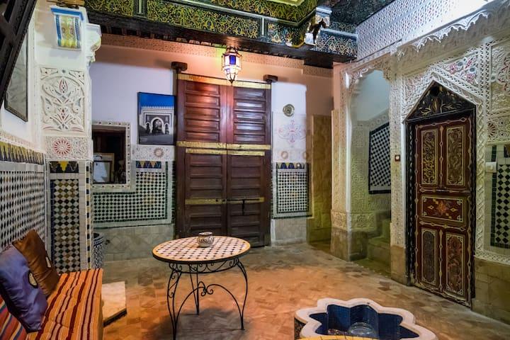 Riad Malak - Room Malak