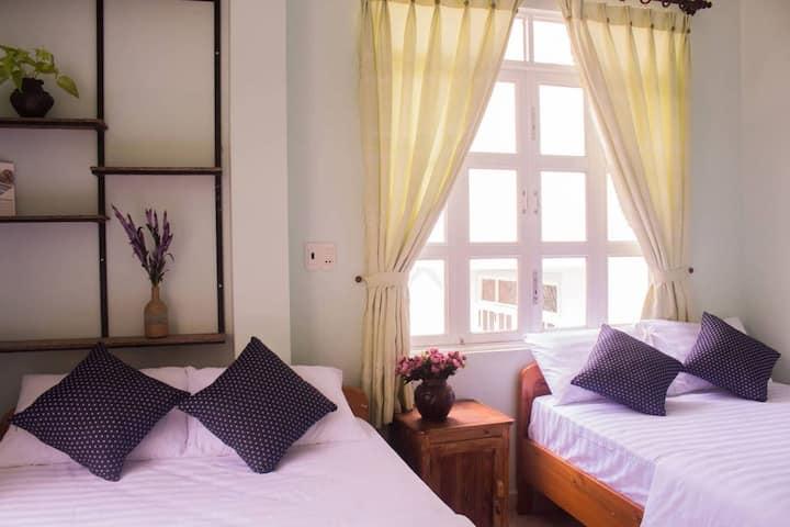 AnAn Homestay Nha Trang DBRoom