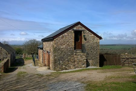 The old mill cottage in penmaen Gower peninsula - Penmaen - Casa