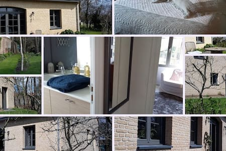 Charme fleuri - Tatinghem - Bed & Breakfast