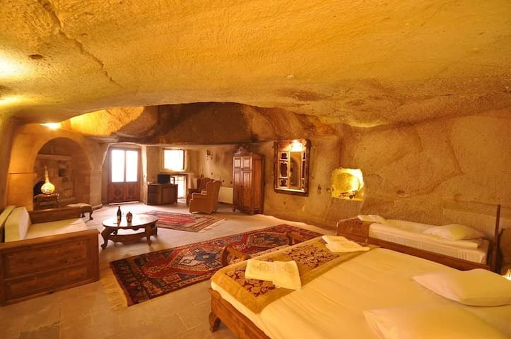 HAS CAVE KONAK - Ürgüp - 家庭式旅館