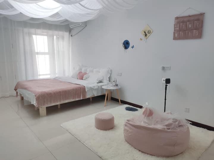 【素舍·素梦】梦幻大床房