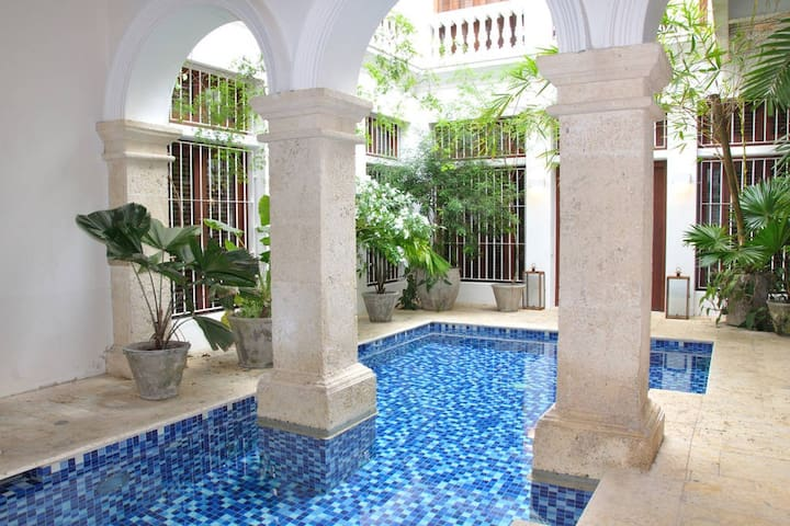 Beatiful apartament in old Town Cartagena