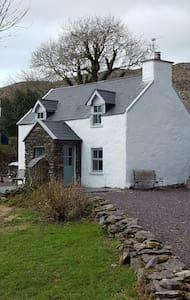 Charming Olde world cottage - brackaragh caherdaniel  - Huis