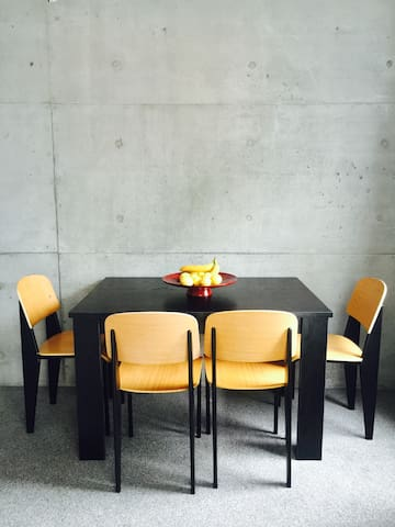 Bright, Chic, Industrial Apartment - Auckland - Daire