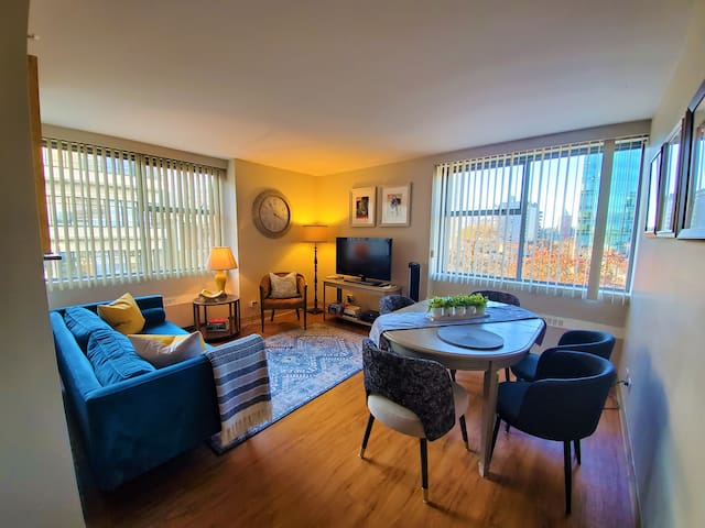 Stylish apartment in the heart of Downtown