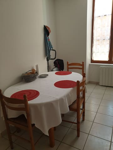 Appartement à 15 min de Bourges