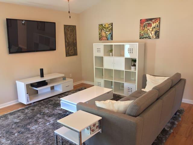 Cozy Modern Smart Home - 2 Bed 2 Ba House - Arden - Casa