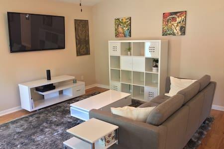 Cozy Modern Smart Home - 2 Bed 2 Ba House - Arden - บ้าน