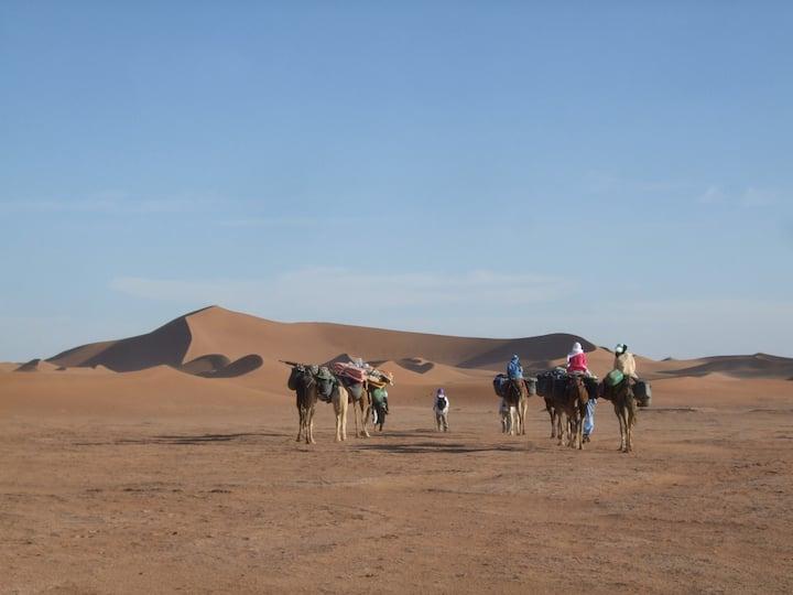 Nomads Life Style