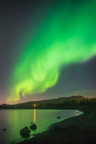 Close to aurora borealis and tourist destinations - Mosfellsbær