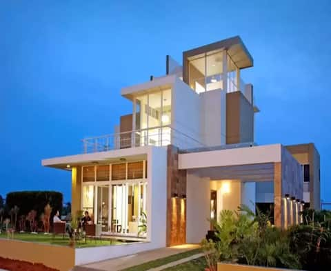 Premium Villa for Vacation away from the City