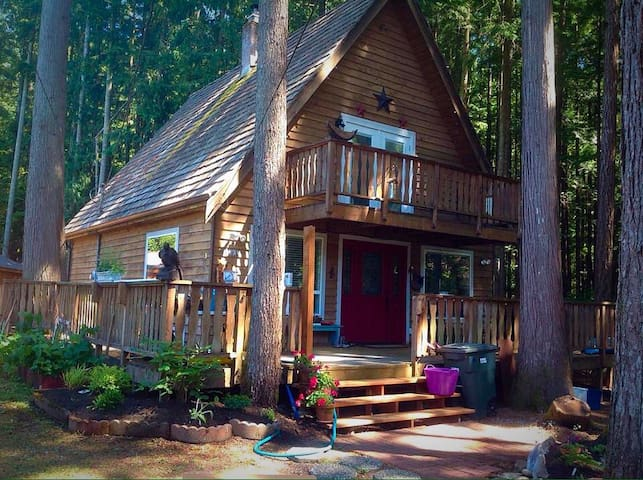 Dark Moon Cottage - Maple Falls - Bed & Breakfast