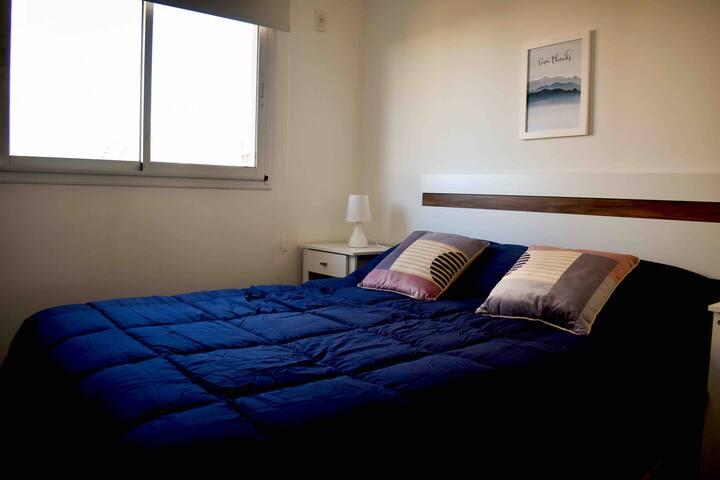 Cómodo y funcional Departamento de 1 dormitorio
