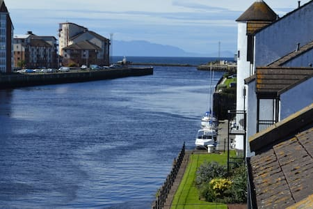 Riverside View - Ayr