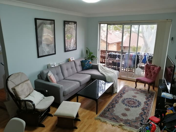 Cosy apartment in Awesome Merrylands location