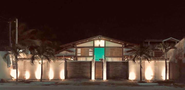 Casarão Rústico 10 suÍtes com ar, Beach Park