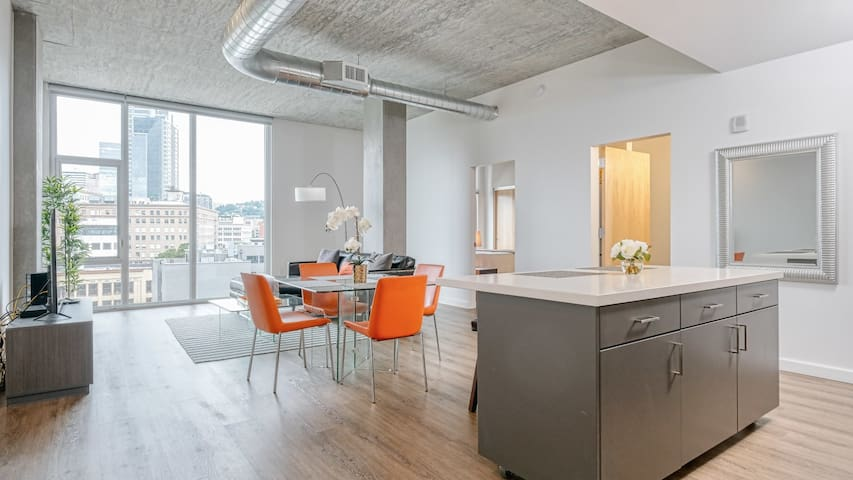 100 Walkscore Pearl District Condos 1BD 12 F