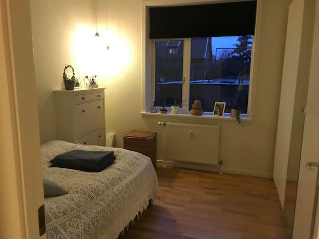 Hyggelig lille lejlighed i hjertet af Odense