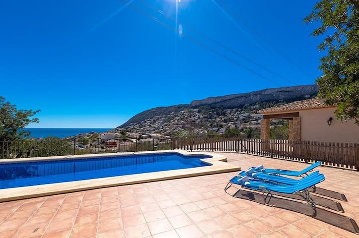 Holiday cottages Bou 8 - Calpe - House