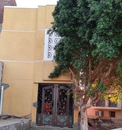 Napri 2 Alfanadek st. Front of the Nubian museum