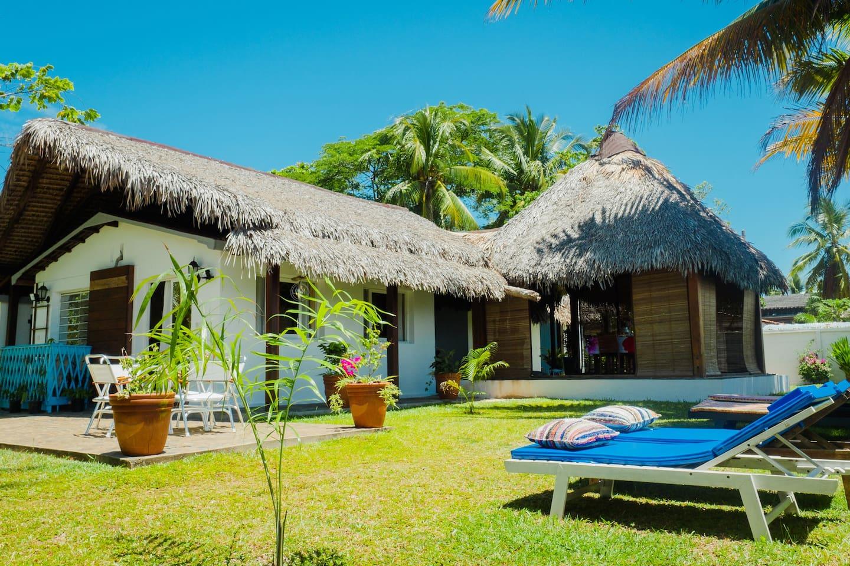 MADIROKELY HOUSE NOSY BE la villa