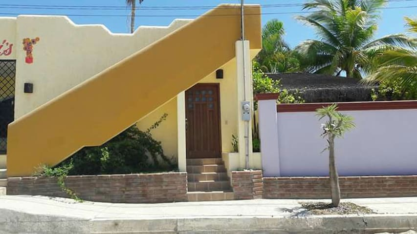 apartment in Los Barriles East Cape Mexico
