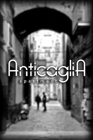 Anticaglia appartamento centro storico Napoli