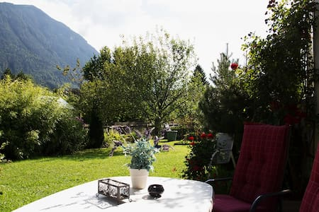 Traumblick in die Berge - Oberau - Apartment