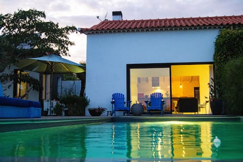 Private Villa with pool and magnificent view