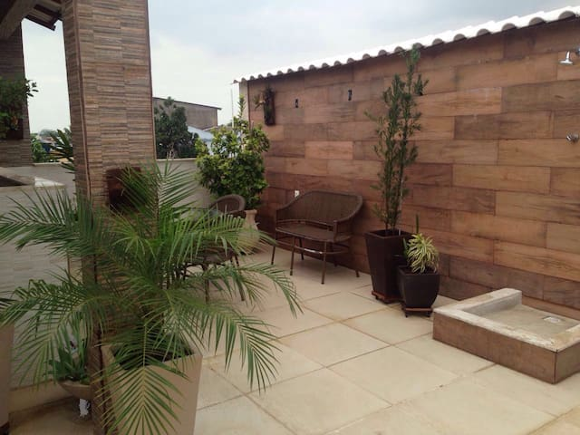 Suite completa - Rio de Janeiro - Dům