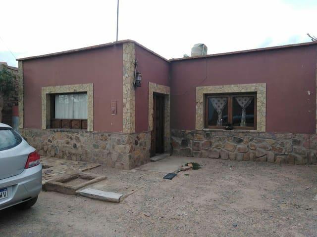 Casa completa el Chaski