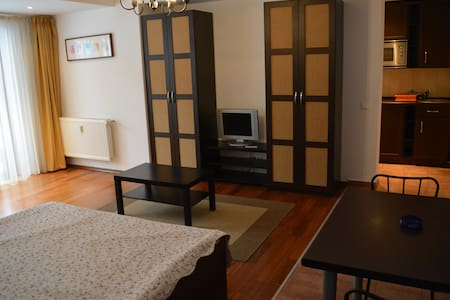 Cosy Studio in Predeal, by the ski slope - Predeal - Appartement
