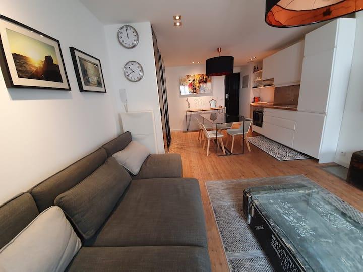 Appartement dans centre ville